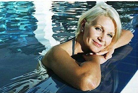 Секреты долголетия, плавание