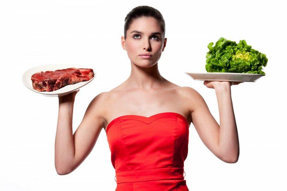 """Как диета-""""лесенка"""" поможет худеть без голодовки"""