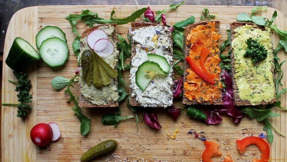 5 идей для полезных бутербродов, которые можно есть даже на диете